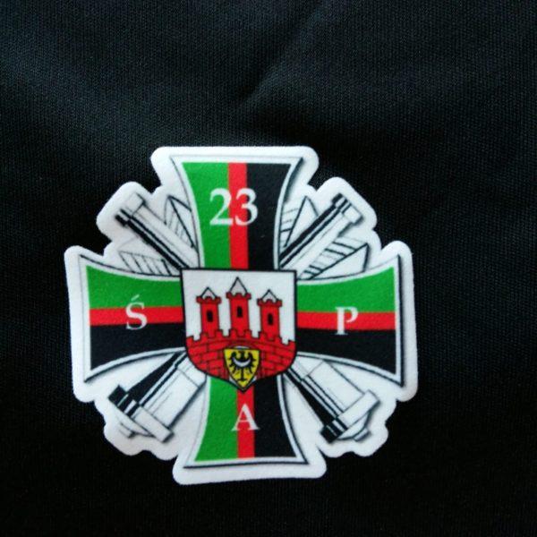 herby emblematy naszywki legionowo