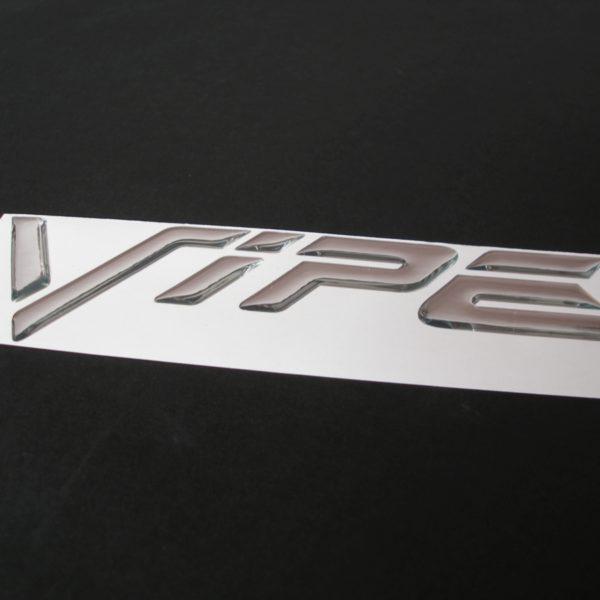 logo wypukłe chrom legionowo